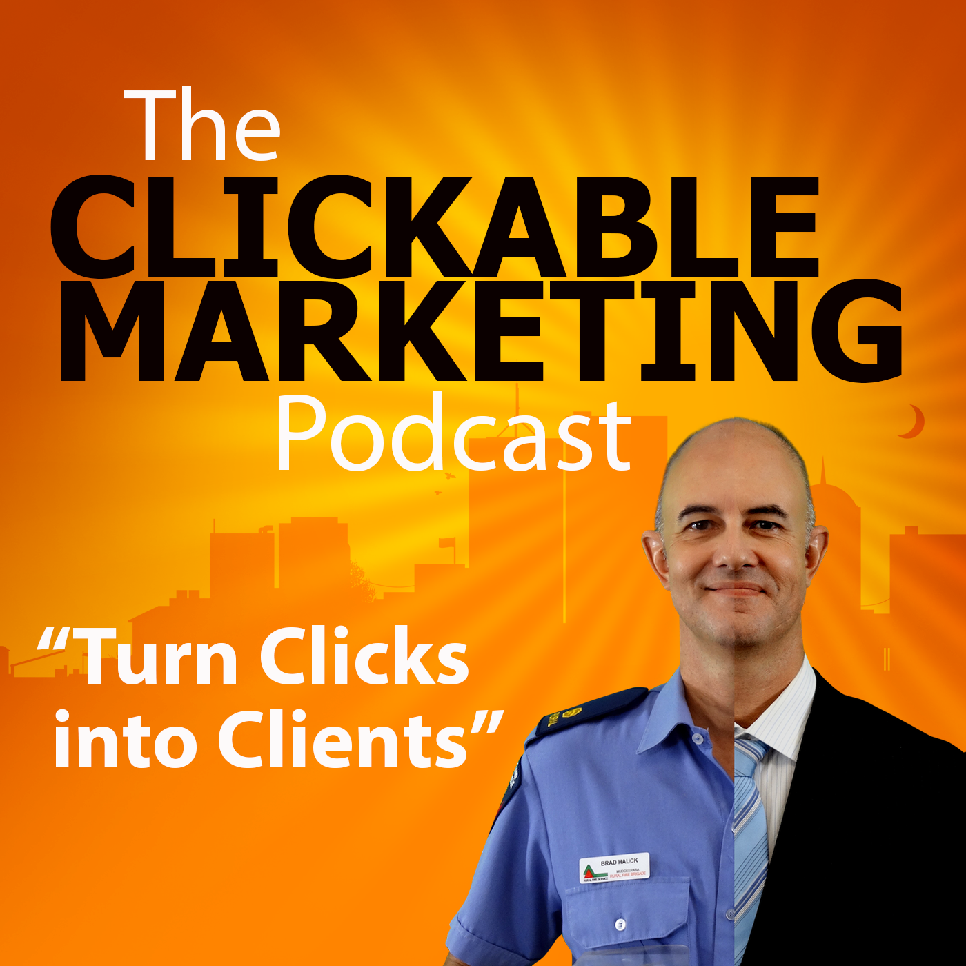 The Clickable Marketing Podcast